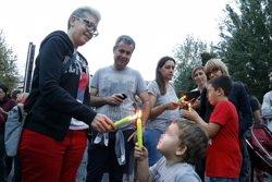 Prop de 5.000 persones clamen per la llibertat de Sànchez i Cuixart a Tarragona (ACN)