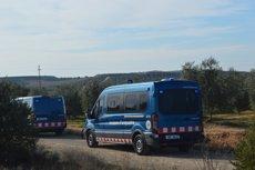 L'acusació particular demana 51 anys de presó per al caçador que va matar dos agents rurals a Aspa (Lleida) (Europa Press)