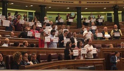 """Pastor abronca a los diputados por sus """"espectáculos"""": """"No van a contaminar el Congreso"""""""