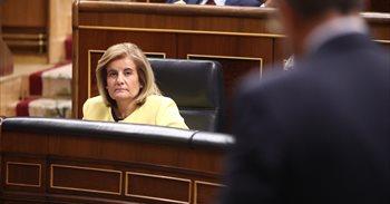 Báñez anuncia que mejorará las pensiones de viudedad de mayores de 65 años con menores ingresos