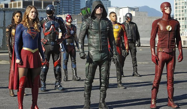 Crossover 'Supergirl', 'The Flash', 'Arrow' y 'Legends of Tomorrow'