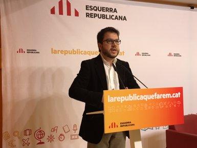 """Aragonès afirma que els canvis de seu no estan fonamentats perquè la seguretat jurídica """"està garantida"""" (EUROPA PRESS)"""