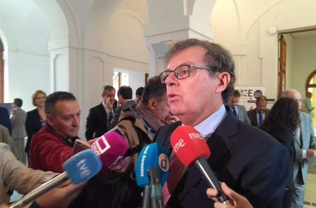 Rector de la UCLM, Miguel Ángel Collado