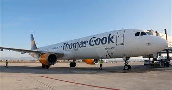 Thomas Cook Airlines Balearics despegará a principios de 2018