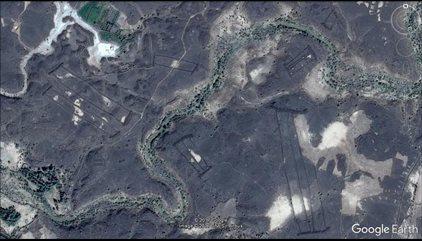 Cientos de misteriosas estructuras de piedra aparecen en Arabia Saudí