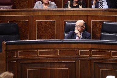 L'Estat contempla substituir Junqueras si aplica el 155 i reforçar el control sobre la Hisenda catalana (Europa Press)