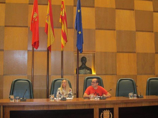 Comisión de Servicios Públicos y Personal del Ayuntamiento de Zaragoza