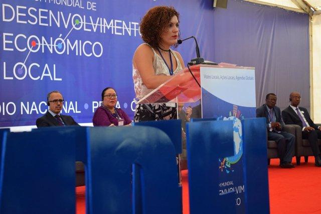 Nt De Prensa Y Fotos Iv Foro Mundial Desarollo Cabo Verde