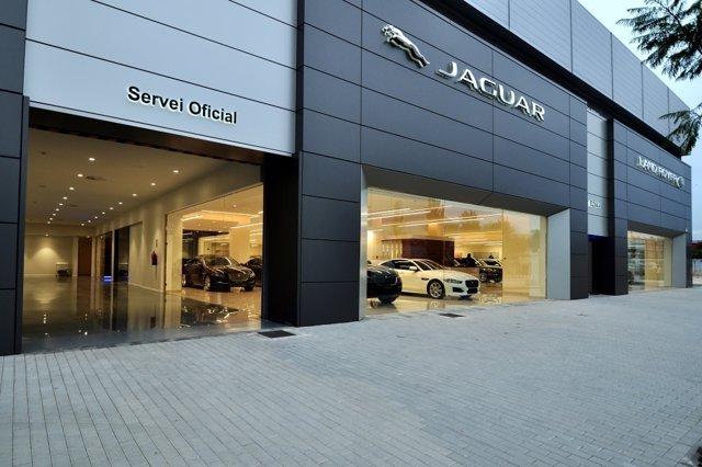 Concesionario Jaguar Land Rover en L'Hospitalet