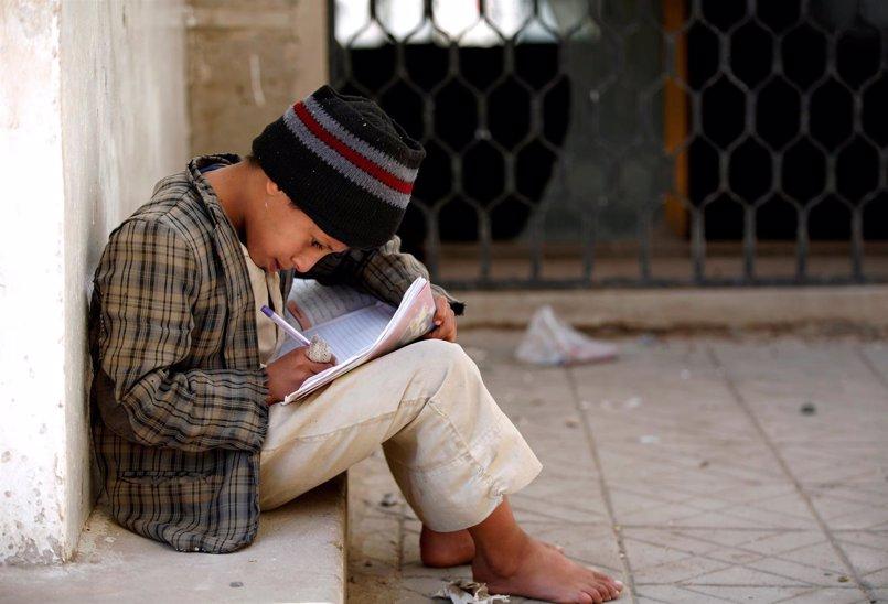 """La guerra en Yemen """"pone en juego"""" la educación de 4,5 millones de niños, según UNICEF"""