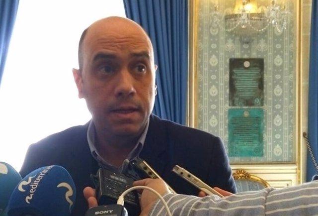 Gabriel Echávarri en imatge d'arxiu
