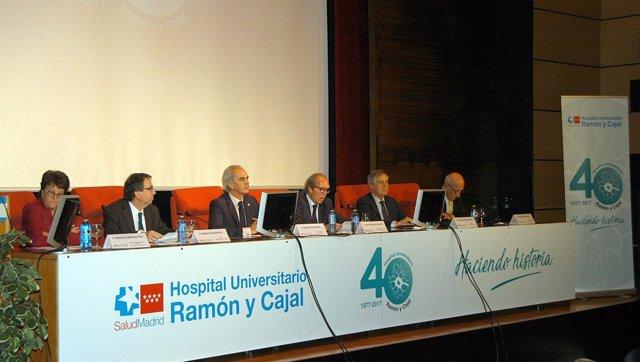 Hospital Ramón y Cajal cumple 40 años