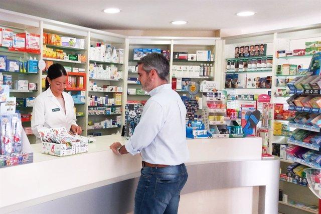 Farmacia con #ositossolidarios Farmamundi