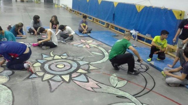Una de las actividades celebradas en el marco de Eutopía