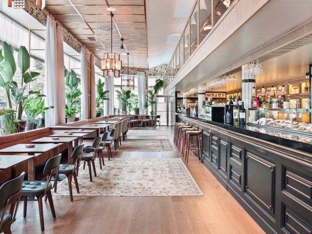 El hotel nh collection suecia estrena 39 casa suecia 39 un restaurante con cocina mediterr nea y - La casa sueca ...