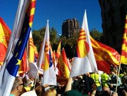 SCC estudia respondre amb mobilitzacions a una eventual declaració d'independència (EUROPA PRESS)