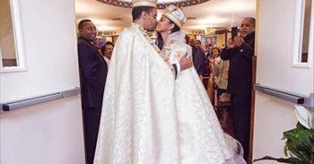 Conoció a su Príncipe (uno de verdad) en una discoteca: La historia acabó como en los cuentos, en una boda