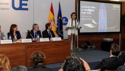 Gobierno y Generalitat defienden en la UE que Barcelona es la mejor sede para EMA pese al desafío independentista