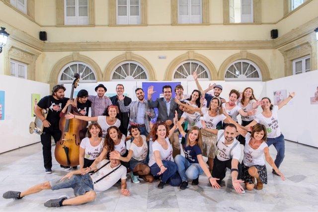 El 'Almería Swing Fest' se desarrollará en la capital del 20 al 22 de octubre.