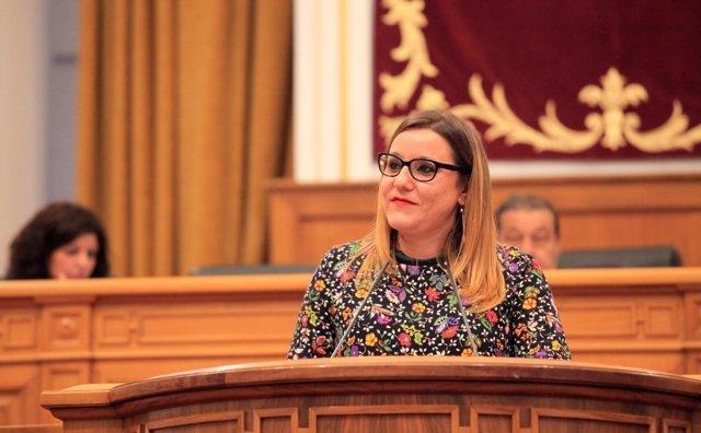 María Díaz, Podemos
