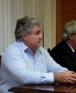 César Urrea, ex alcalde Chiloeches