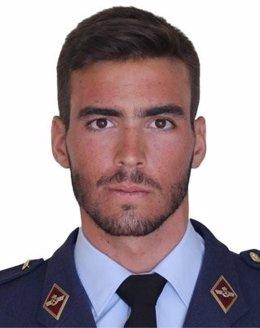 Fernando Pérez Serrano, piloto fallecido en el accidente del caza en Torrejón