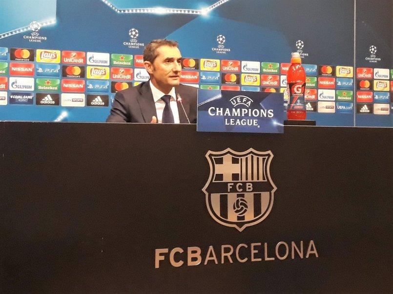 """Valverde: """"Messi supera registros imposibles y rompe barreras"""""""