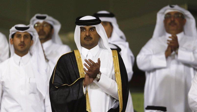 """El emir de Qatar reitera que el país está """"abierto al diálogo"""" para resolver la crisis diplomática regional"""