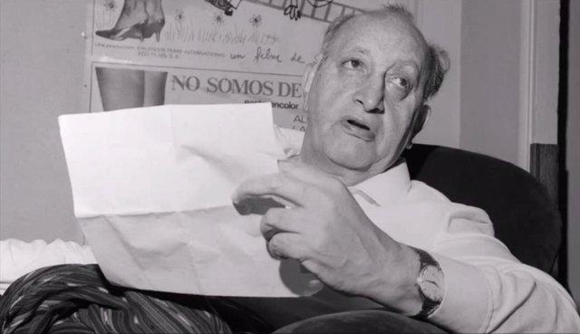 El escritor Miguel Ángel Asturias