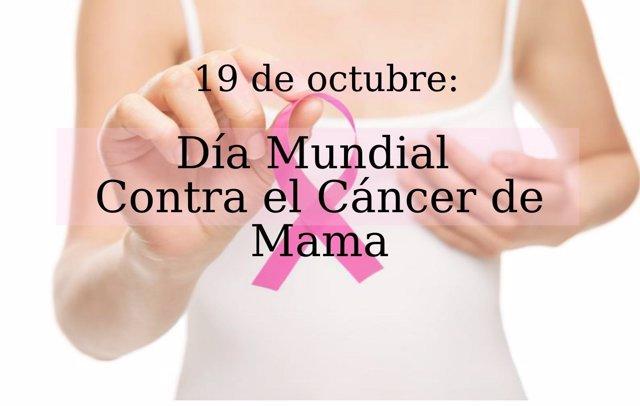 Resultado de imagen de dia cancer de mama