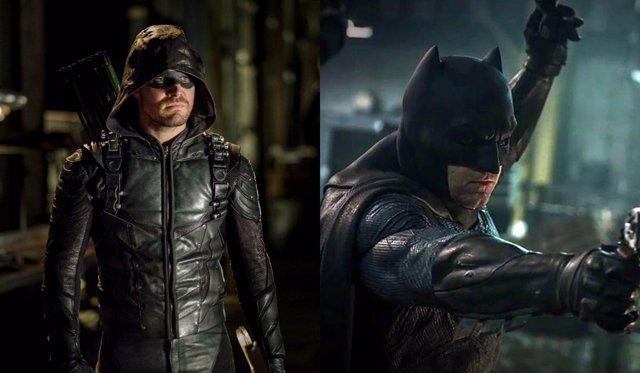 'Arrow' Y 'Batman V Superman'