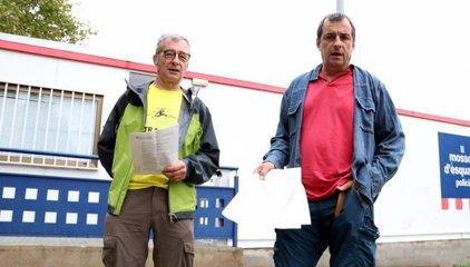 Denuncien quatre guàrdies civils per arrencar senyeres i estelades de l'Ajuntament i cases particulars d'Espolla