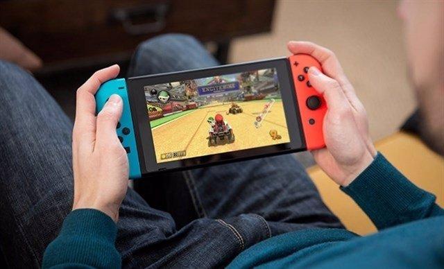 Nueva actualización para Nintendo Switch