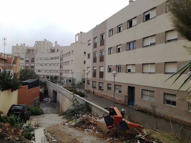 Promoción ocupada en Ceuta