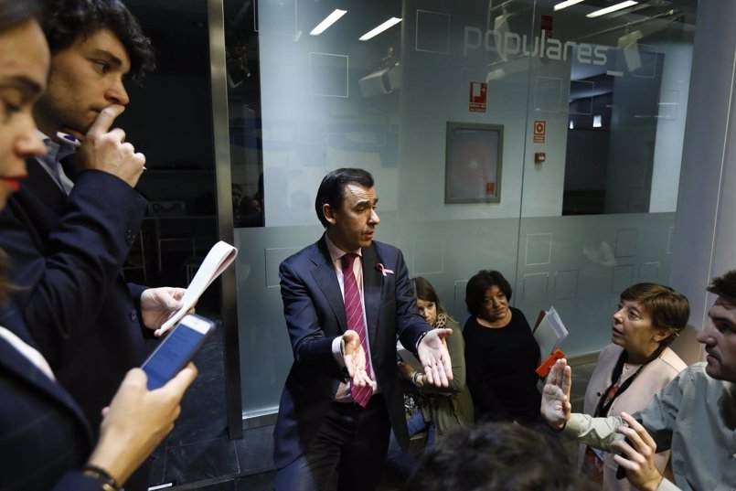 """Maillo avisa a Puigdemont que el Estado de Derecho no admite """"amenazas, chantajes ni ambigüedades"""""""