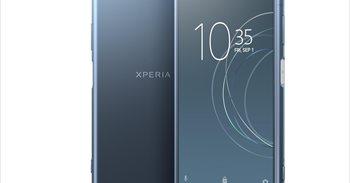 Los 'smartphones' Xperia XZ1 y XZ1 Compact de Sony llegan al mercado, con Android Oreo y creación de avatares 3D