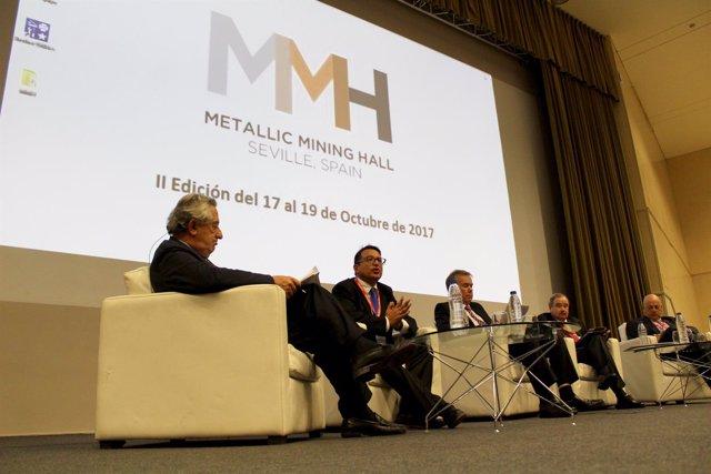 Matsa participa en el Metallic Mining Hall