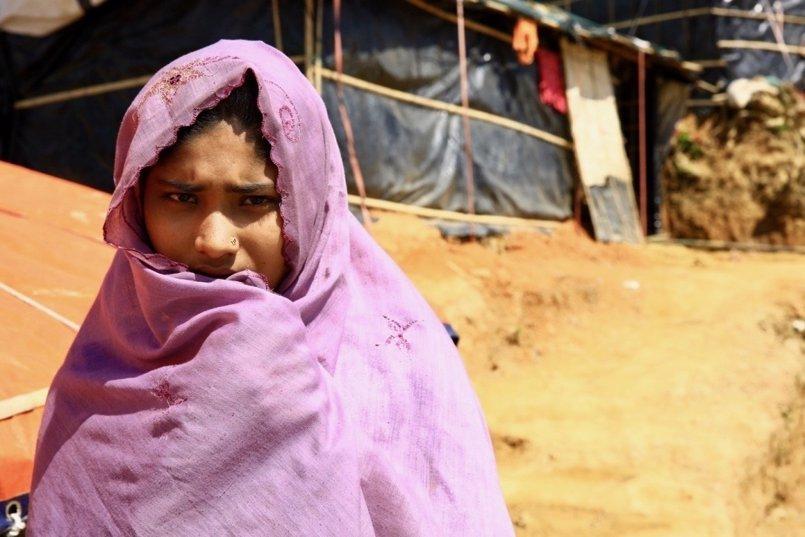 Save the Children alerta de que hay 450.000 niños rohingyas que no van a la escuela y podrían sufrir abusos