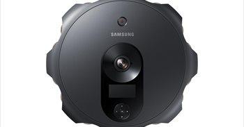 Samsung presenta 360 Round, una cámara que graba y emite en directo contenidos 3D en realidad virtual