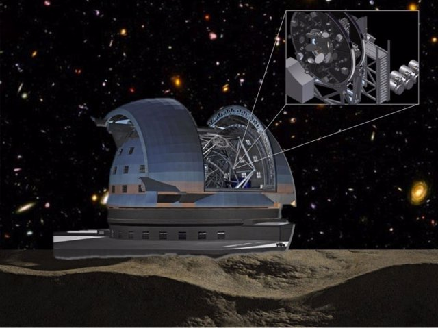 Resultado de imagen de La astronomía del futuro