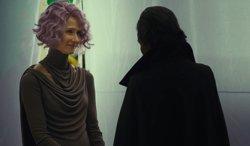 Nueva imagen de la vicealmirante en Amilyn Holdo en Star Wars: Los últimos Jedi (LUCASFILM)