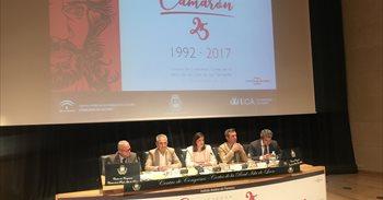 """El congreso 'Leyenda Camarón 25 Años' rinde tributo a la figura del mítico cantaor, """"una leyenda sin tiempo"""""""