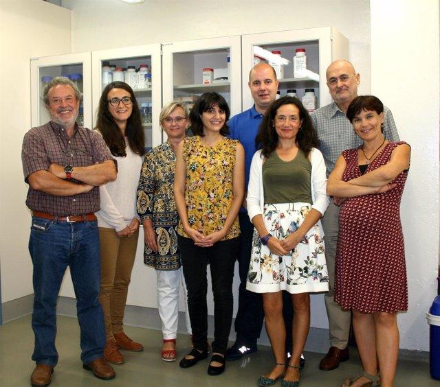 """Investigadores premiados en el concurso """"Brucellosis Vaccine Prize"""""""