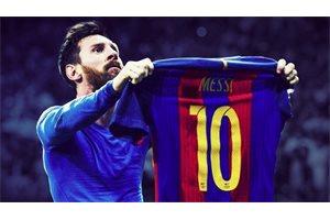 ¿Qué fue lo que comió Messi en mitad de un partido con mucho disimulo?