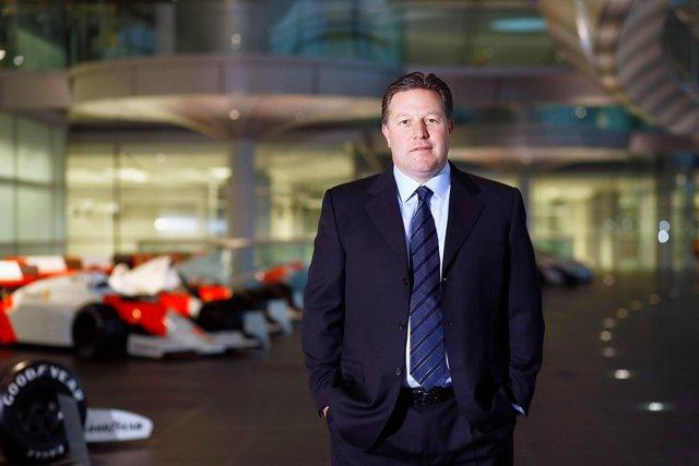 Zak Brown, Director Ejecutivo de McLaren