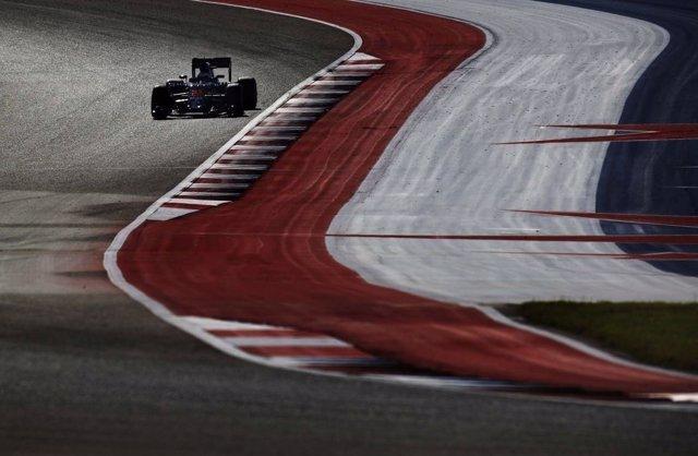 McLaren en el Gran Premio de Estados Unidos 2016