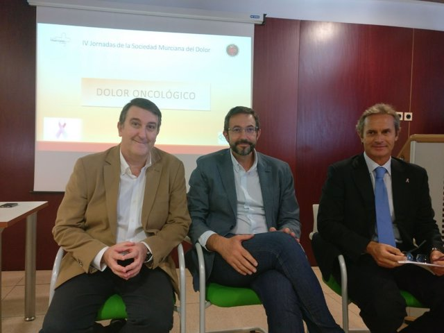IV Jornada anual de la Sociedad Murciana del Dolor