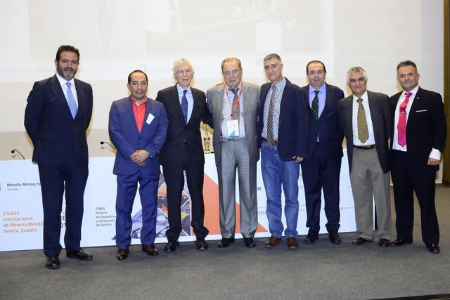 Clausura del Metallic Mining Hall