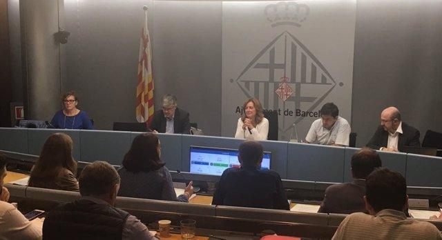 Comisión de Economía y Hacienda de Barcelona