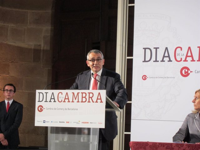 Albert Martínez Lacambra, consejero delegado de Agbar